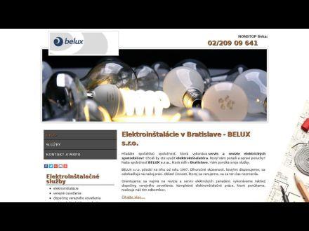 www.elektroinstalaciebelux.sk