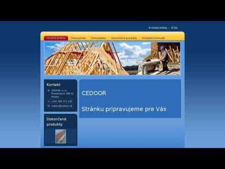 www.cedoor.sk