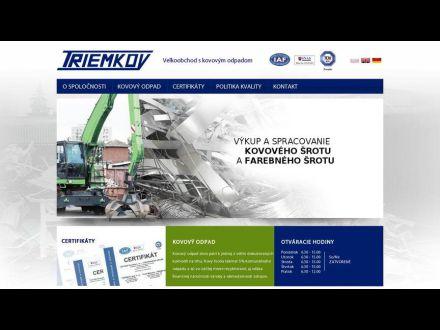 www.triemkov.sk