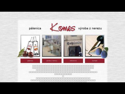 www.komesnerez.sk