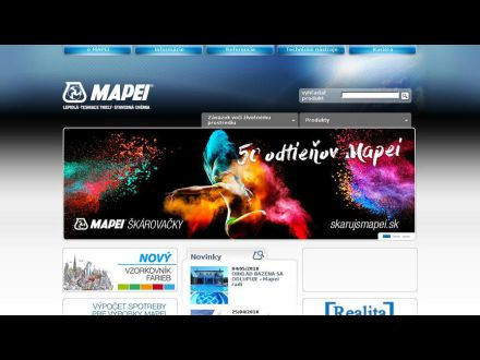 www.mapei.sk