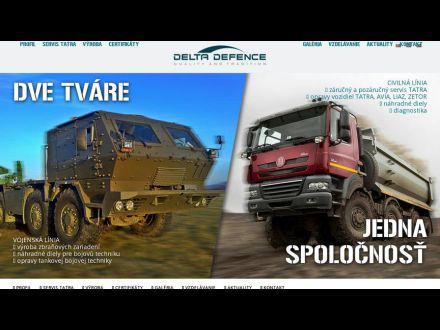 www.deltadefence.sk