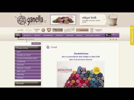 www.ganella.cz
