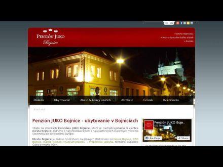 www.penzion-juko.sk