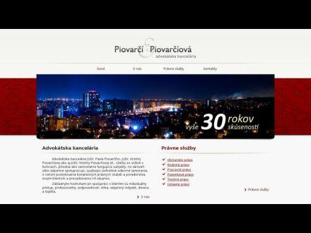 www.piovarci.sk