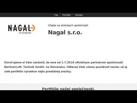 www.nagal.sk
