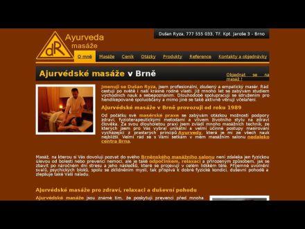 www.ajurveda-masaze-brno.cz