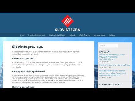 www.slovintegra.sk