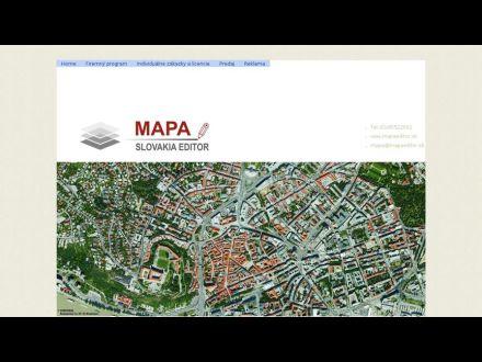 www.mapaeditor.sk