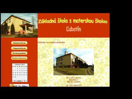 www.zslubotin.edu.sk
