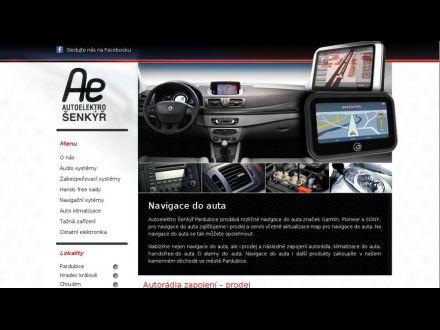 www.autoelektro-senkyr.cz