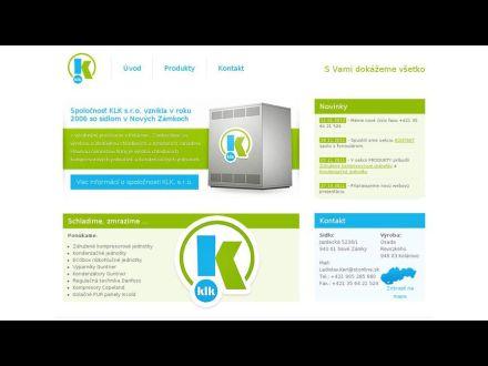 www.klk-refrigeration.sk