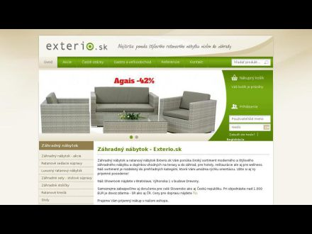 www.exterio.sk