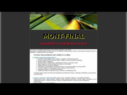 www.mont-final.sk