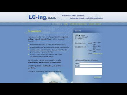 www.lc-ing.sk