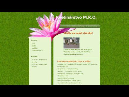 www.mro.sk