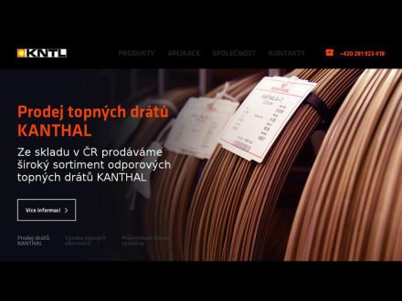 www.kntl.cz