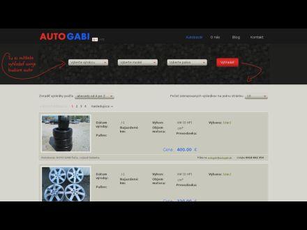 www.autogabi.sk