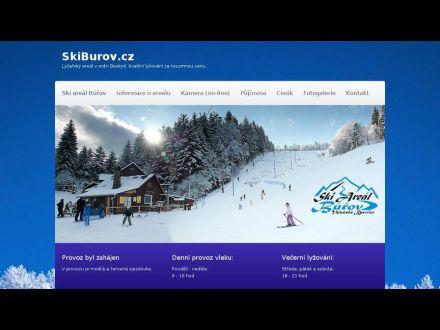 www.skiburov.cz