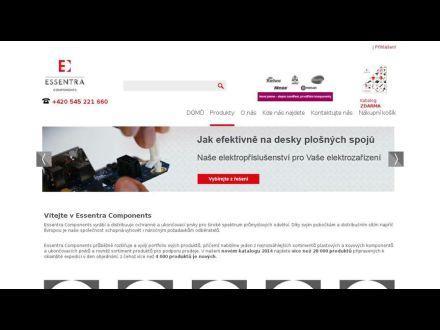 www.essentracomponents.cz