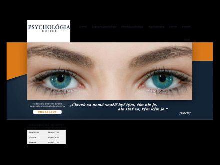 www.psychologiakosice.sk