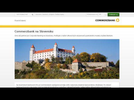 www.commerzbank.sk