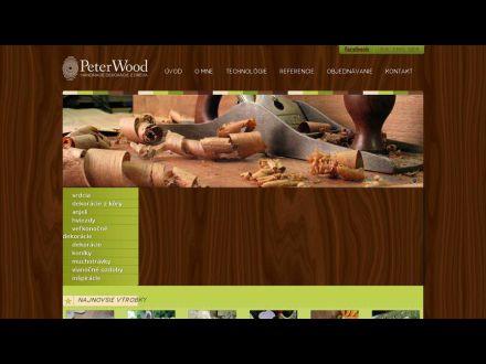 www.peterwood.sk