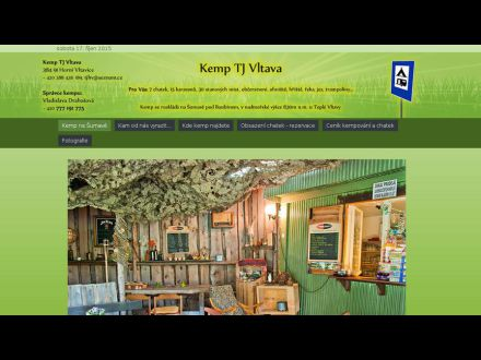 www.kemptjvltava.cz