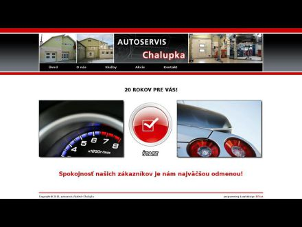 www.autoservis-chalupka.sk