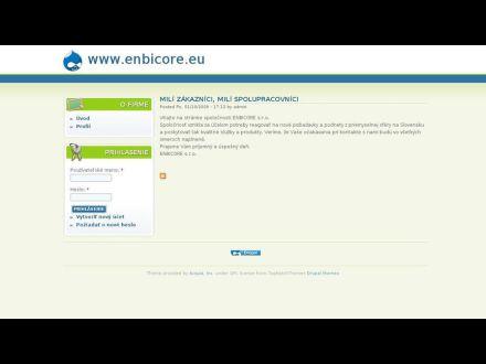 www.enbicore.eu