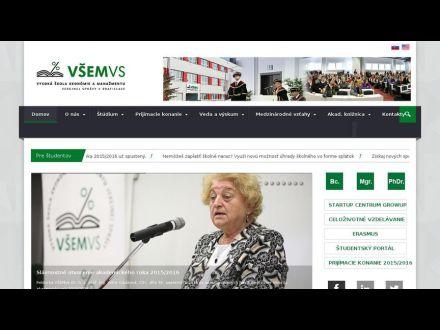 www.vsemvs.sk