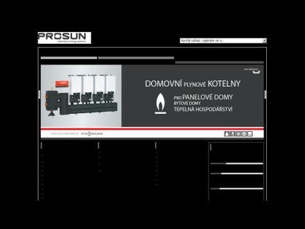 www.prosun.cz
