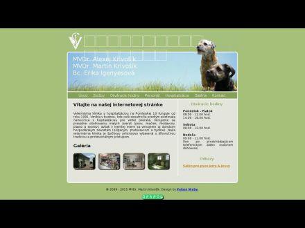 www.veterinarisamorin.sk