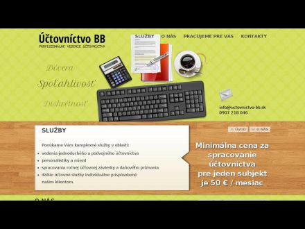 www.uctovnictvo-bb.sk