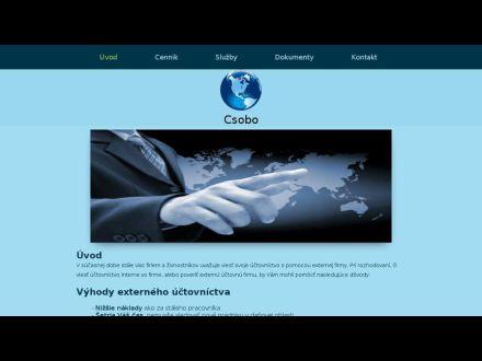 www.csobo.sk