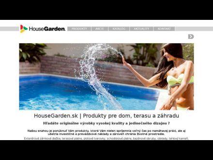 www.housegarden.sk