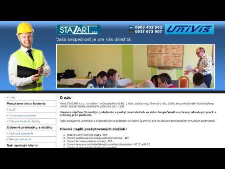 www.stazart.sk