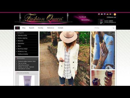 www.fashionqueen.sk