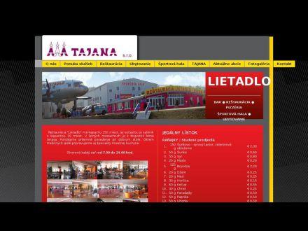 www.tajana.sk/lietadlo/restauracia