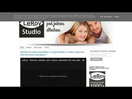 www.leroy-studio.cz
