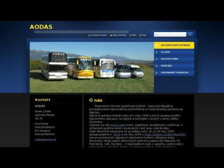 www.aodas.sk