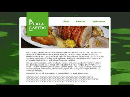 www.perla-gastro.sk