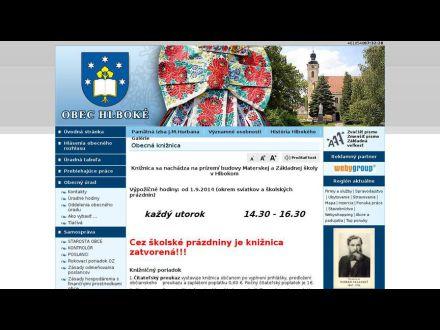 www.obechlboke.sk/obecna-kniznica.phtml