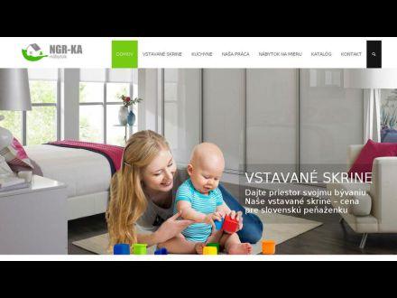 www.vstavaneskrineakuchyne.sk