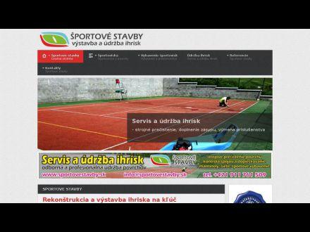 www.sportovestavby.sk