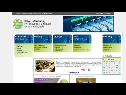 web.ics.upjs.sk