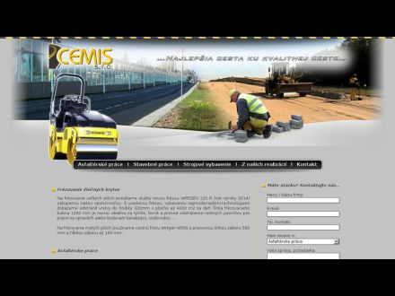 www.cemis.sk