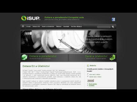 www.isup.cz