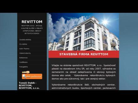www.revittom.sk