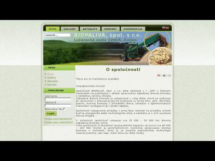 www.biopalivazv.sk